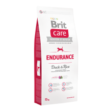 Корм для собак Brit Care Endurance Duck & Rice, 12 кг