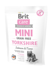 Корм для собак Brit Care Mini Grain Free Yorkshire, 400 г