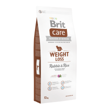 Корм для собак Brit Care Weight Loss Rabbit & Rice 12 кг
