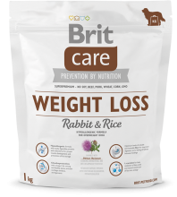 Корм для собак Brit Care Weight Loss Rabbit & Rice 1 кг