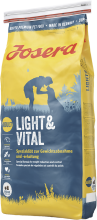 Корм для собак Josera Light & Vital 15 кг