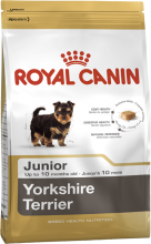 Корм для собак Royal Canin Yorkshire Terrier Junior 500 г