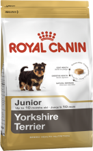 Корм для собак Royal Canin Yorkshire Terrier Junior 7,5 кг